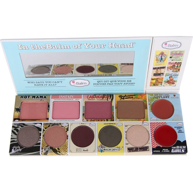 In theBalm of Your Hand