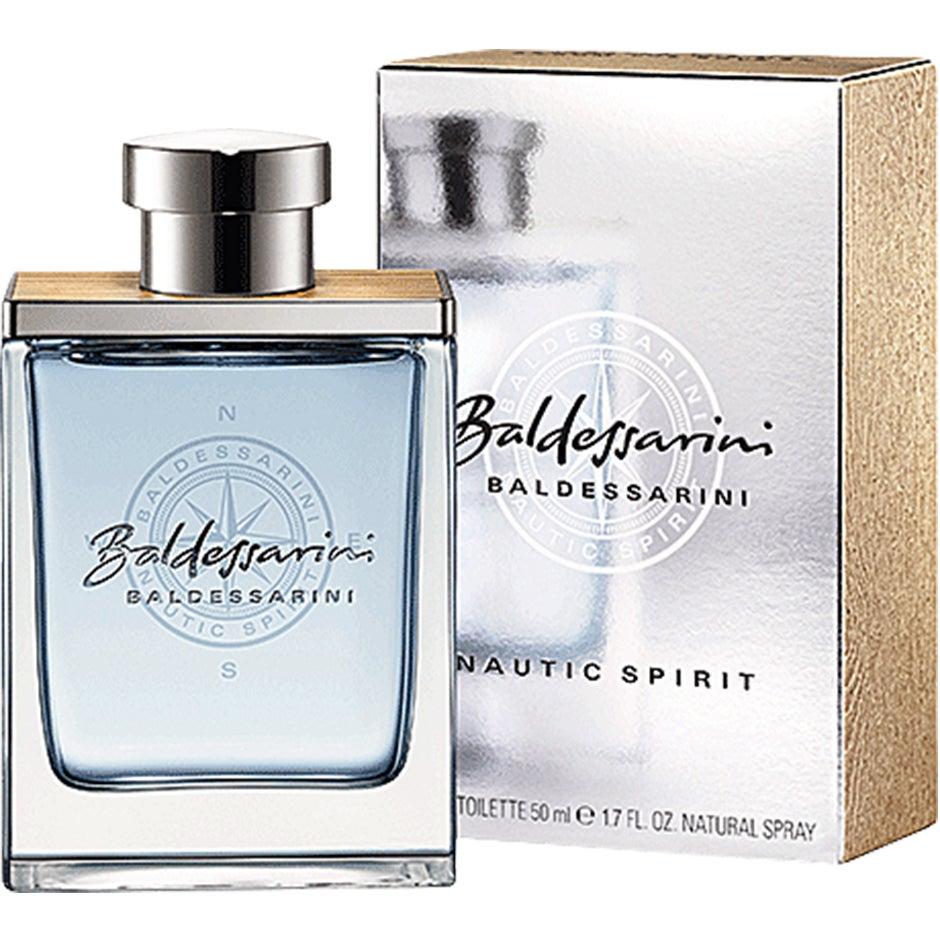 Bilde av Baldessarini Nautic Spirit Edt, 50ml Baldessarini Parfyme