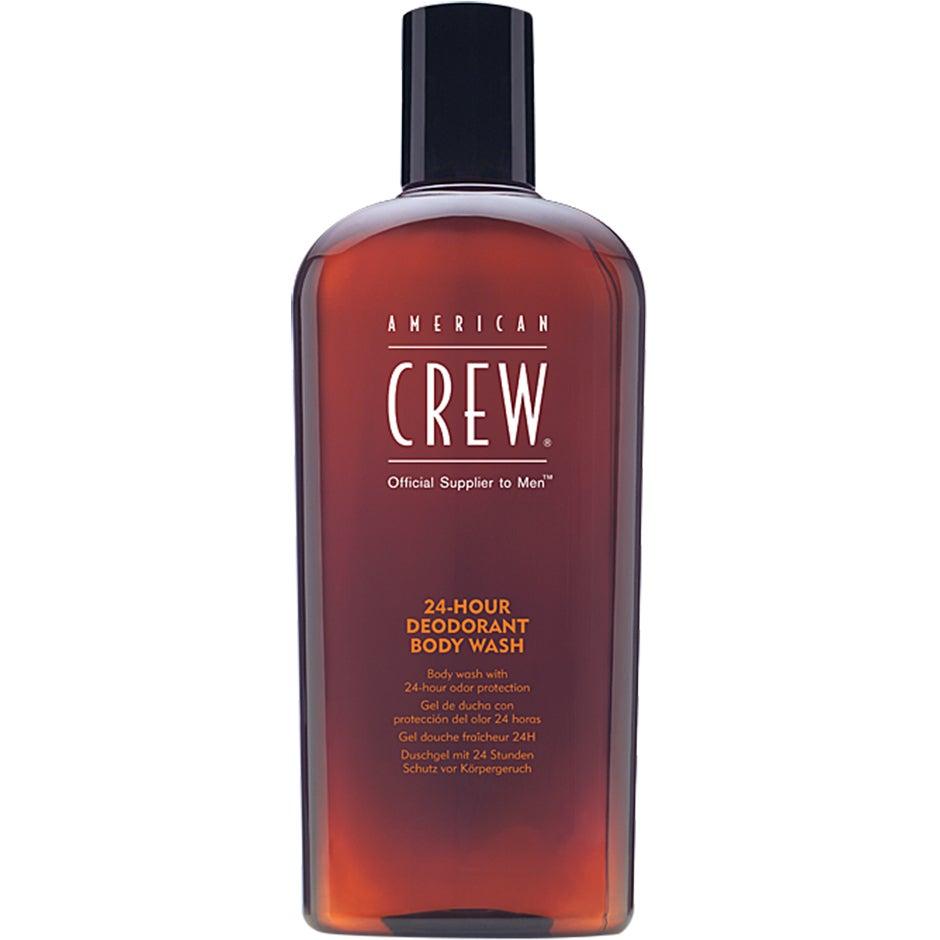 Bilde av American Crew 24-hour Deodorant Body Wash, 450ml American Crew Shower Gel