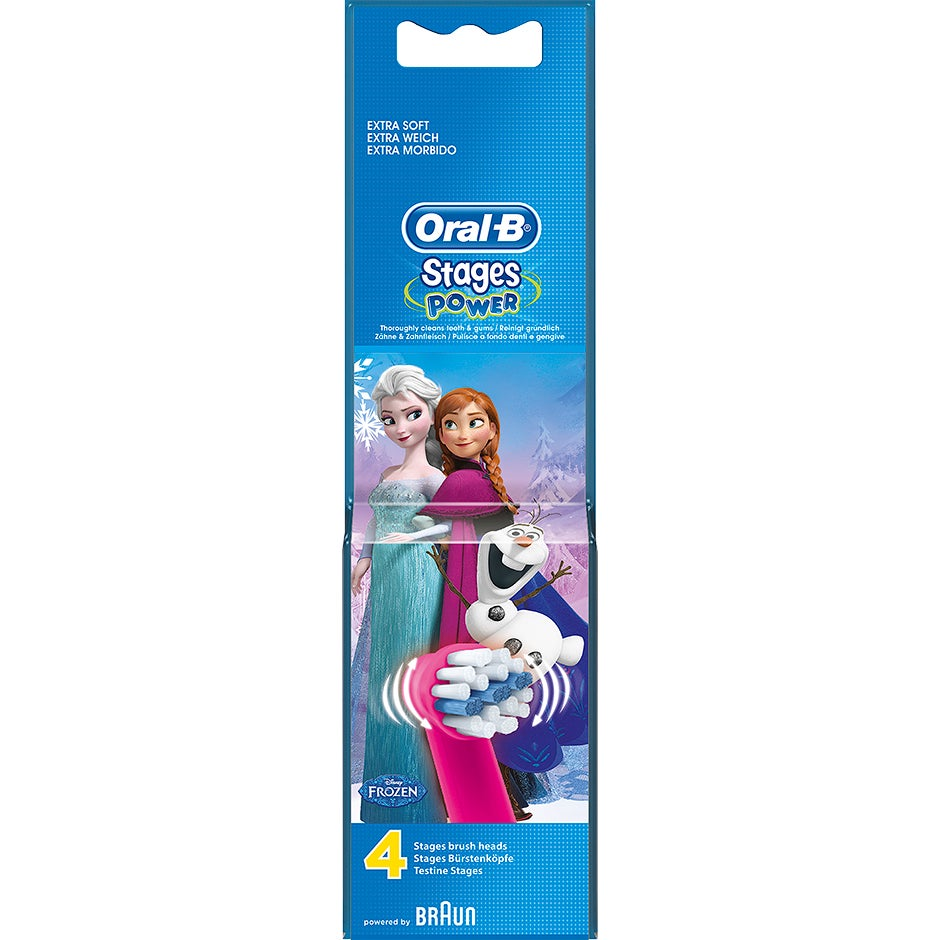 Stages Power Refill  Oral-B Tannbørster Oral-B
