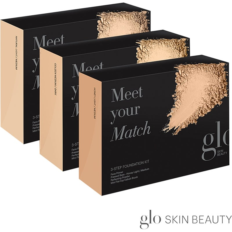 Glo Skin Beauty Meet your Match