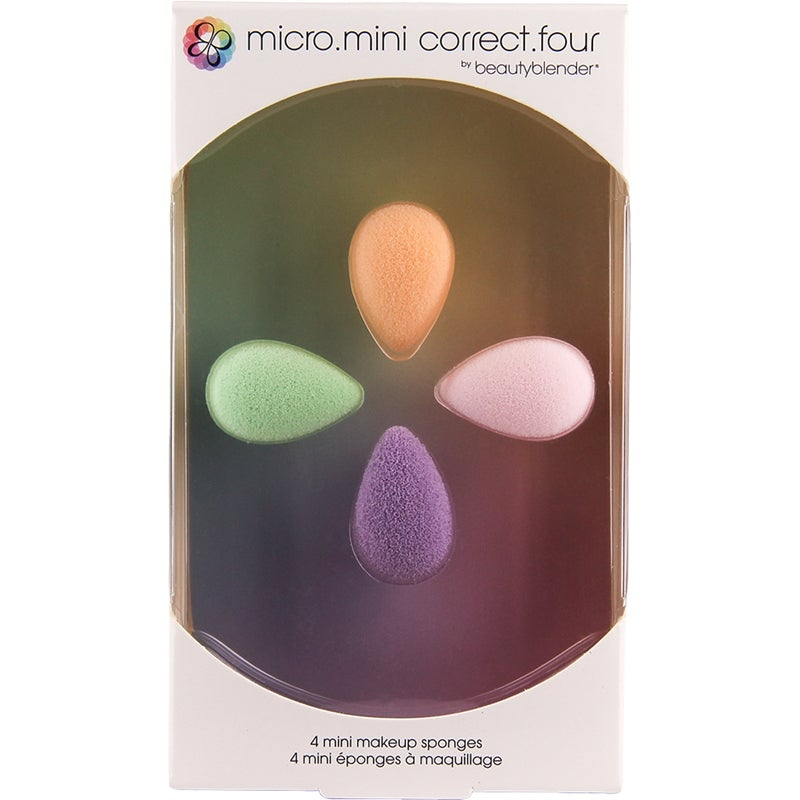 Beautyblender Micro.Mini Correct.Four
