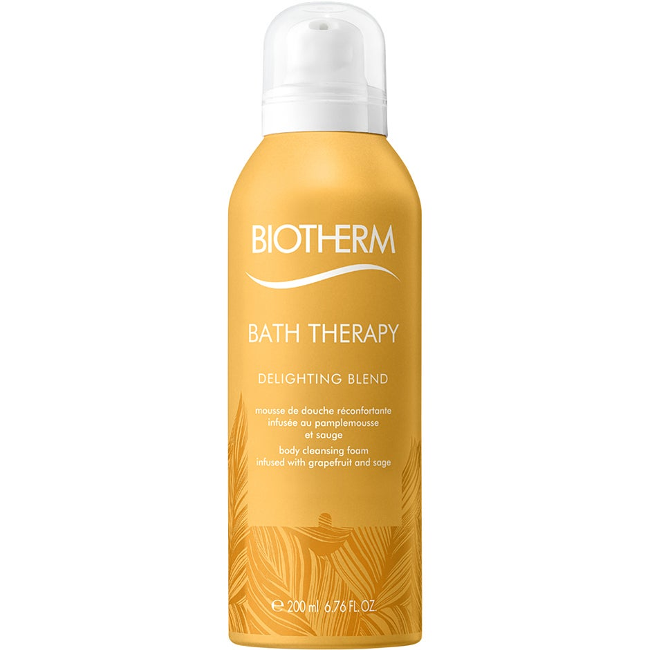 Biotherm Bath Therapy Delighting Blend Cleansing Foam, 200 ml Biotherm Shower Gel
