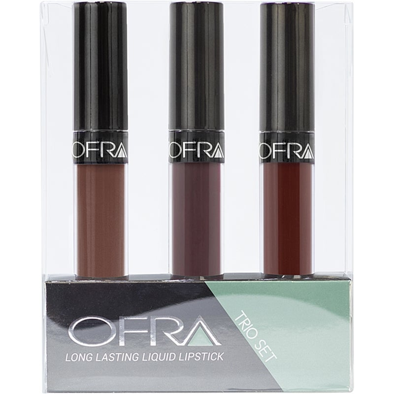 OFRA Cosmetics Espresso Lip Set