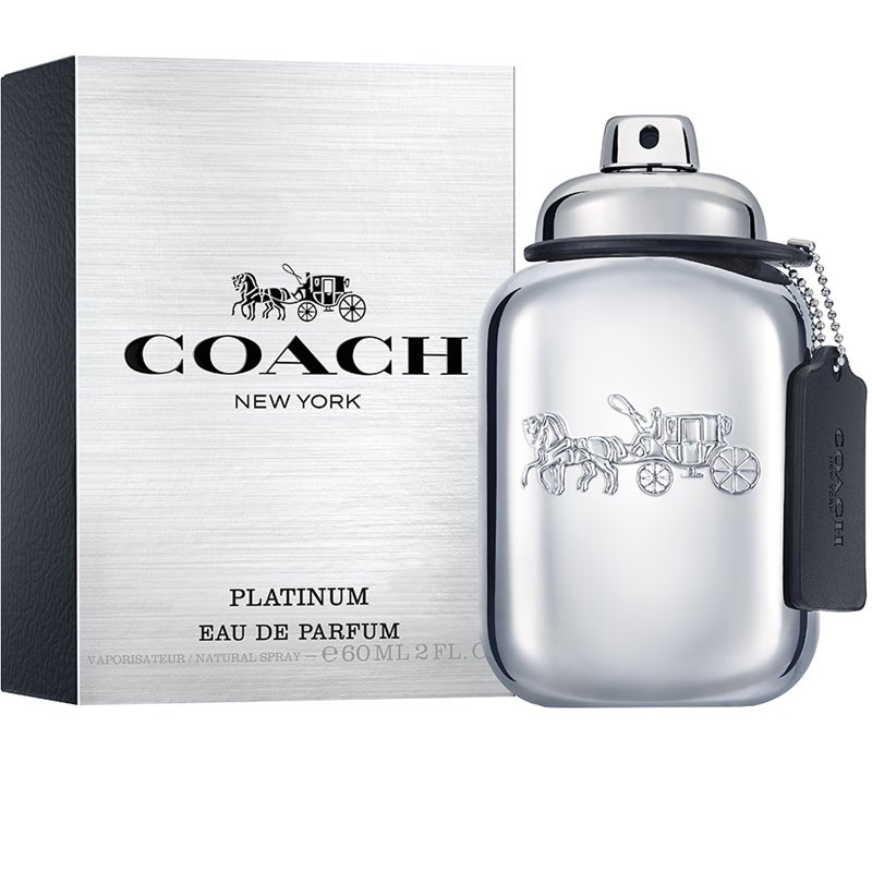 COACH Platinum Man