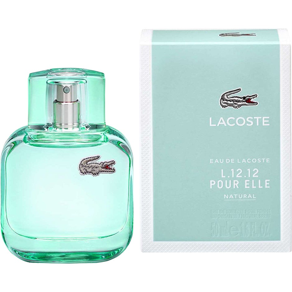 L.12.12 Elle Natural EdT  50ml Lacoste Parfyme Lacoste