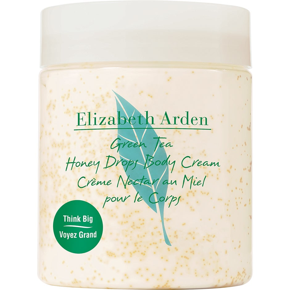 Green Tea Honey Drops Body Cream, 500 ml Elizabeth Arden Body Lotion
