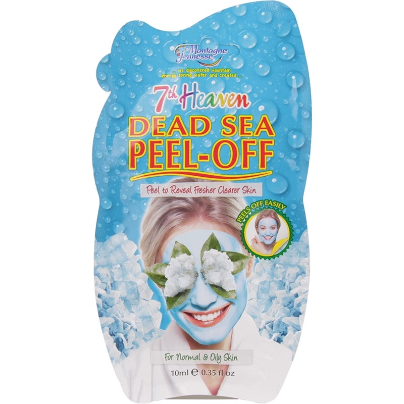 7th Heaven Dead Sea Peel Off