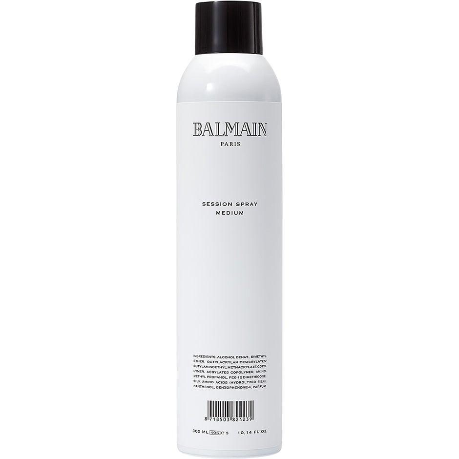 Bilde av Balmain Session Spray Medium, 300 Ml Balmain Hair Couture Hårspray